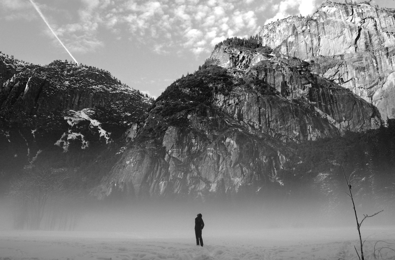 Yosemite_Looking_at_Sky