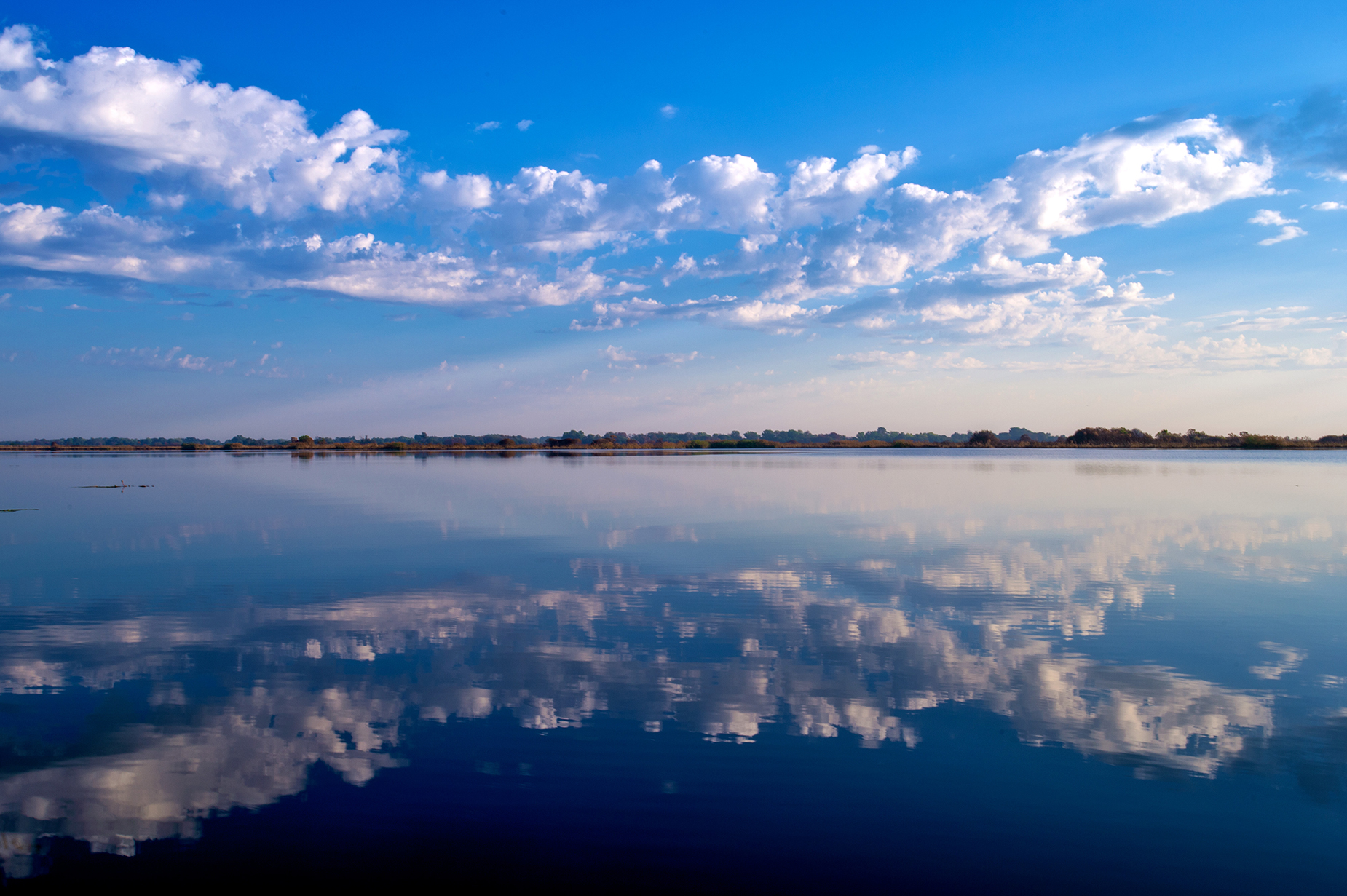 Okavango_Delta_Reflection_1