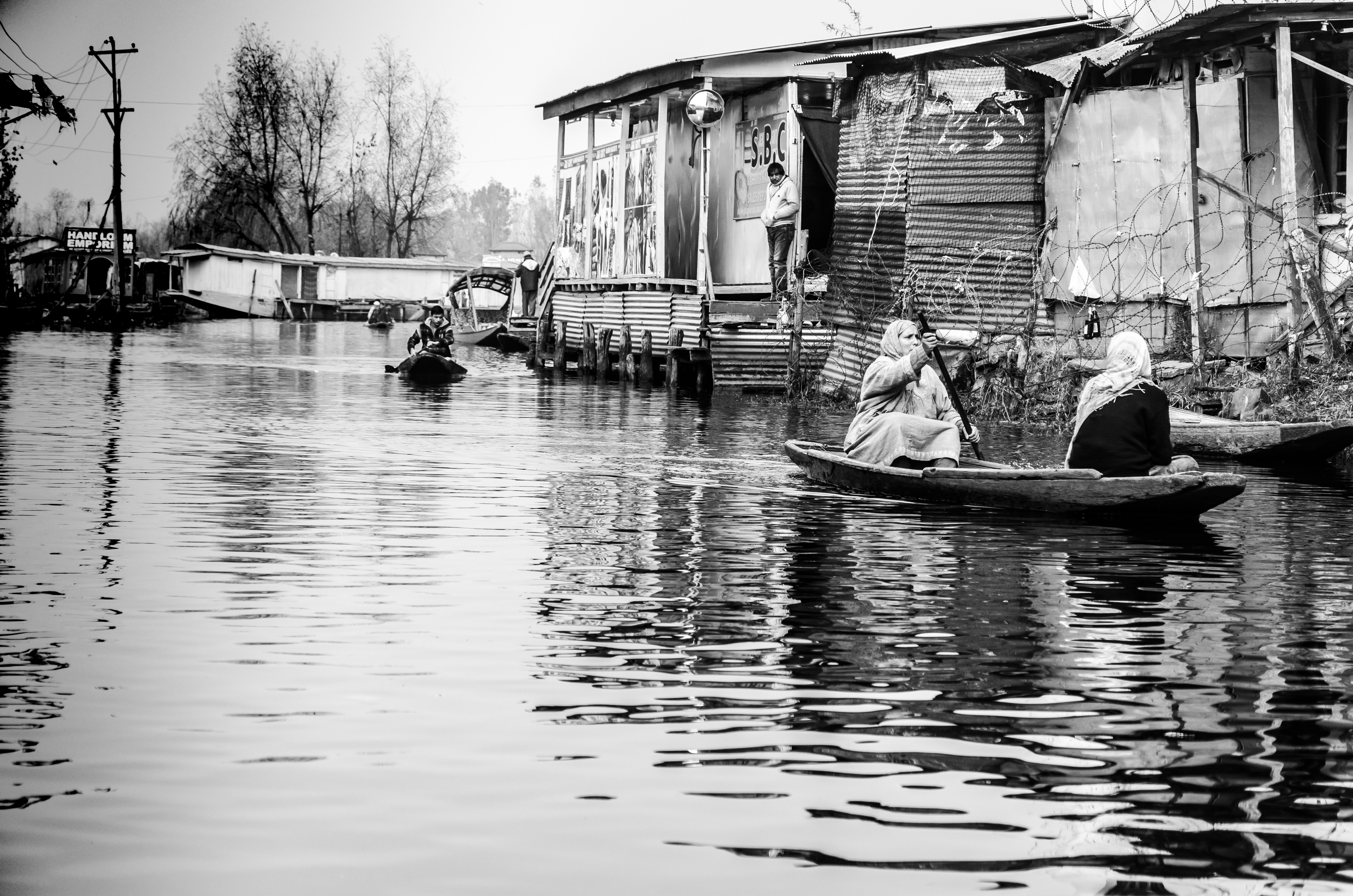 Daily Life in Kashmir