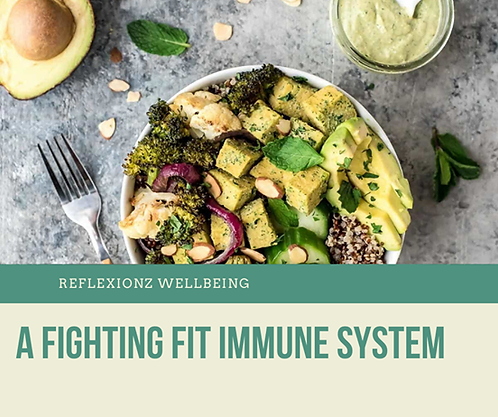 A Fighting Fit Immune System - E Book
