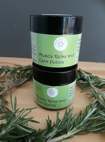 Muscle Relax and Calm Potion 60g