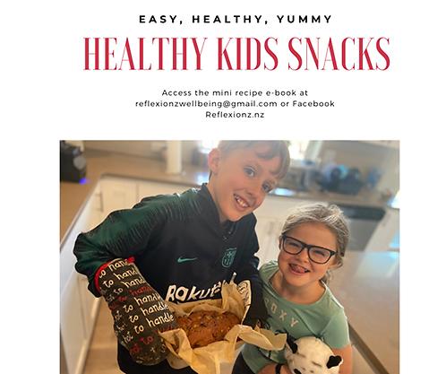 Healthy Kids Snacks - eBook