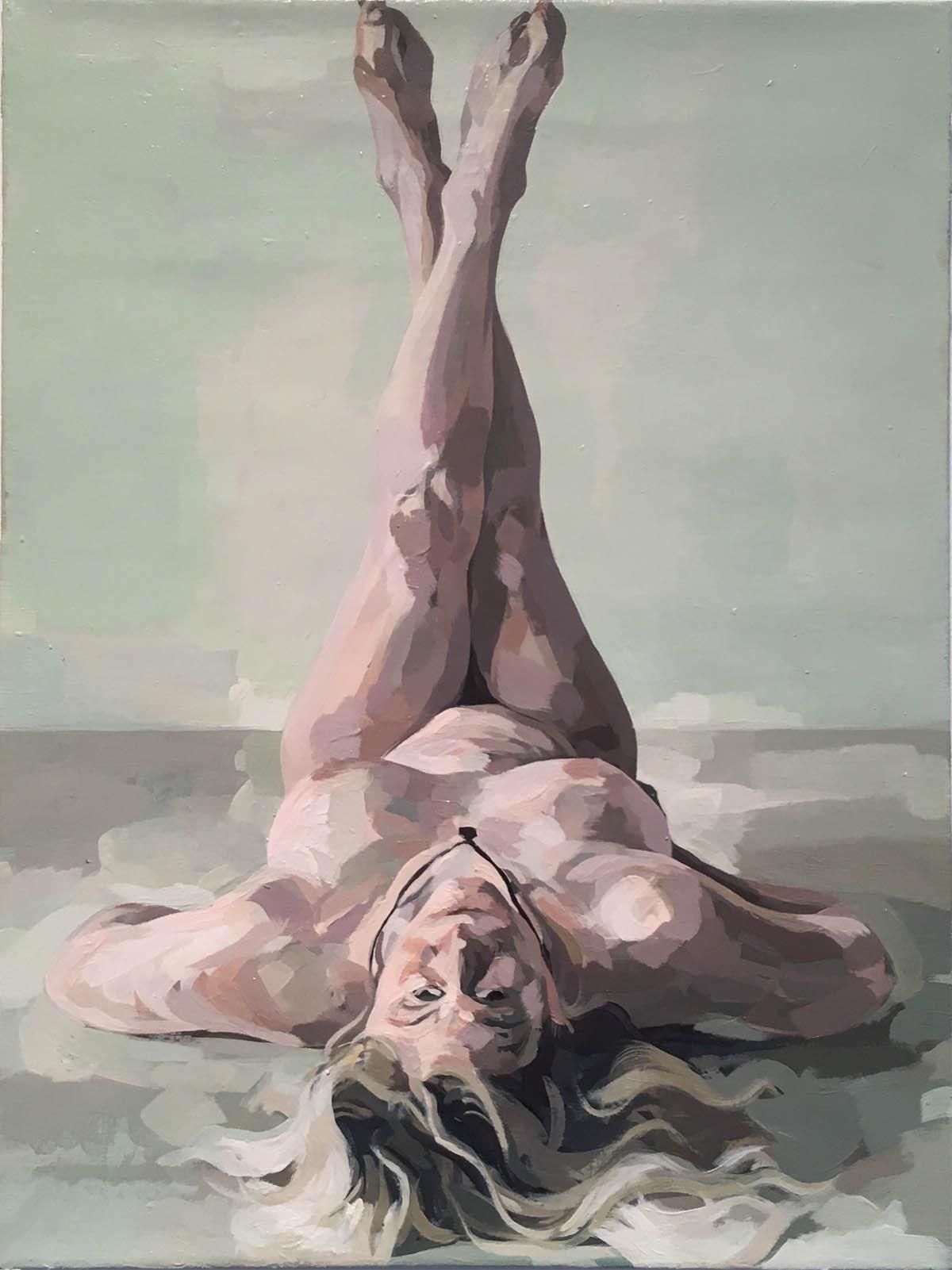 Nude as Mermaid