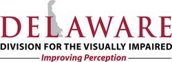 DE Div. Visually Impaired logo