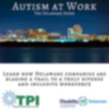 Autism at Work invitation