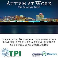 Disability:IN Delaware Autism at Work