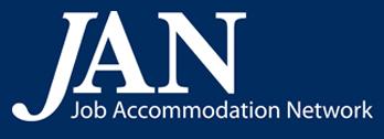 Job Accommodation Network Logo-click for registration