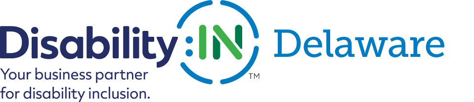 DISABILITY:IN DELAWARE LOGO