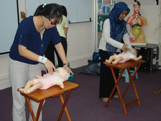 Quality Child First Aid classes