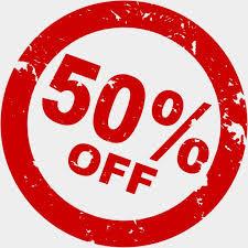 50% Sibling Discount Info...