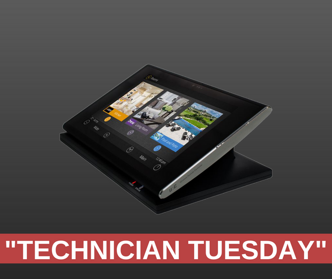 """""""Technician Tuesday"""": The Easy Life with Home Automation"""