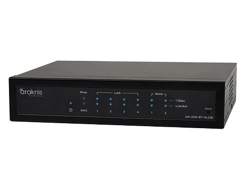 Araknis Networks AN-300-SW-F-8, 8 Port Managed Switch