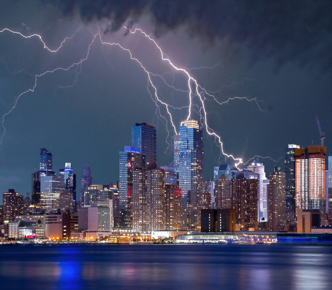 The truth about surge protection - Who's at risk?