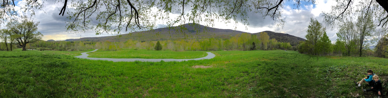 Greylock Hiking Berkshires