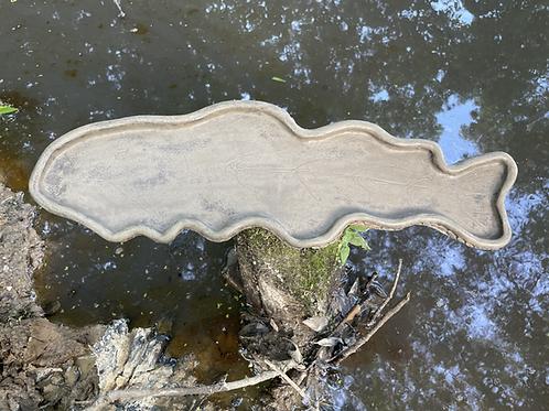 Catfish Platter - Charcoal