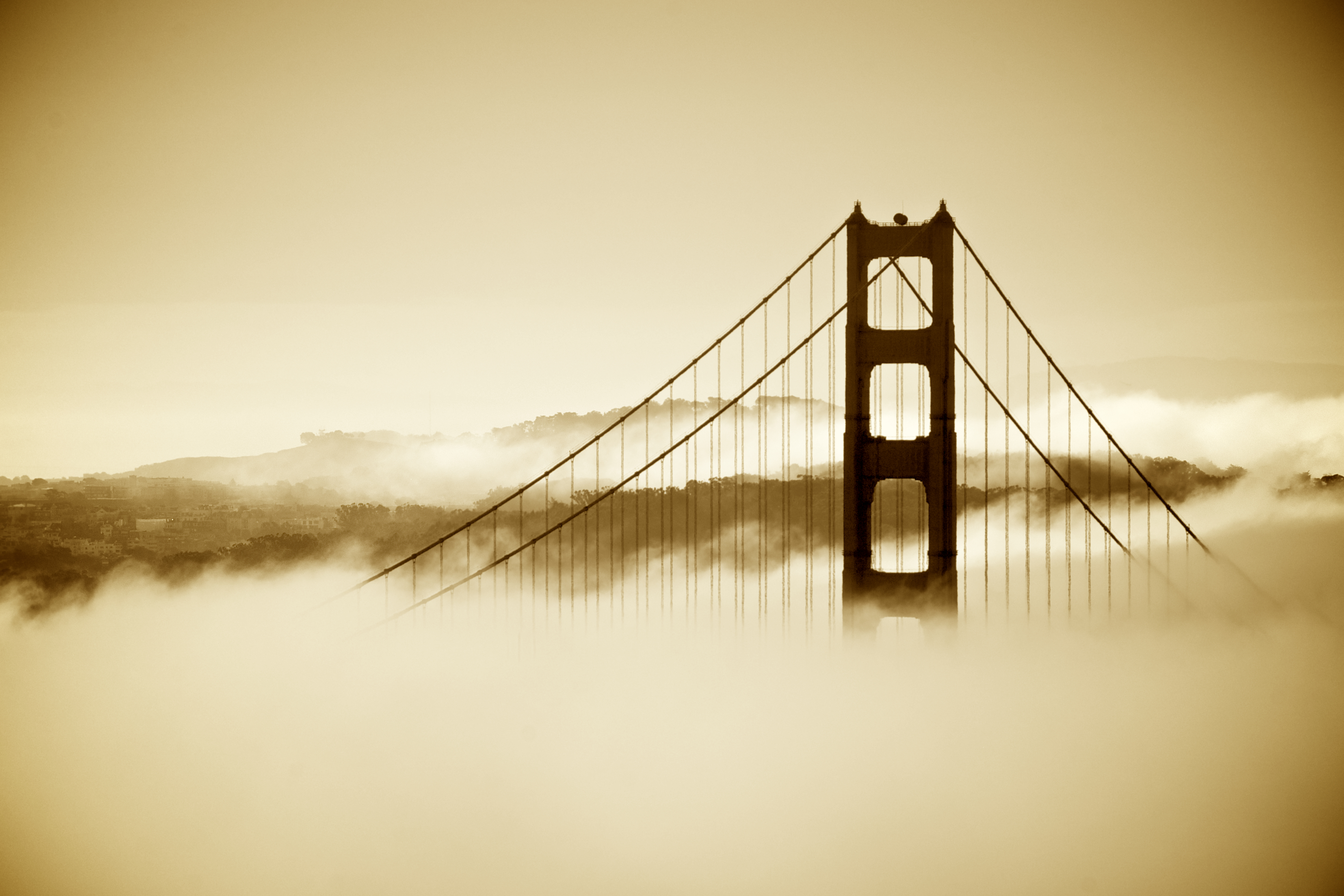 Golden Gate Bridge, San Francisco US