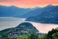 Bellagio and Lake Como, Italy
