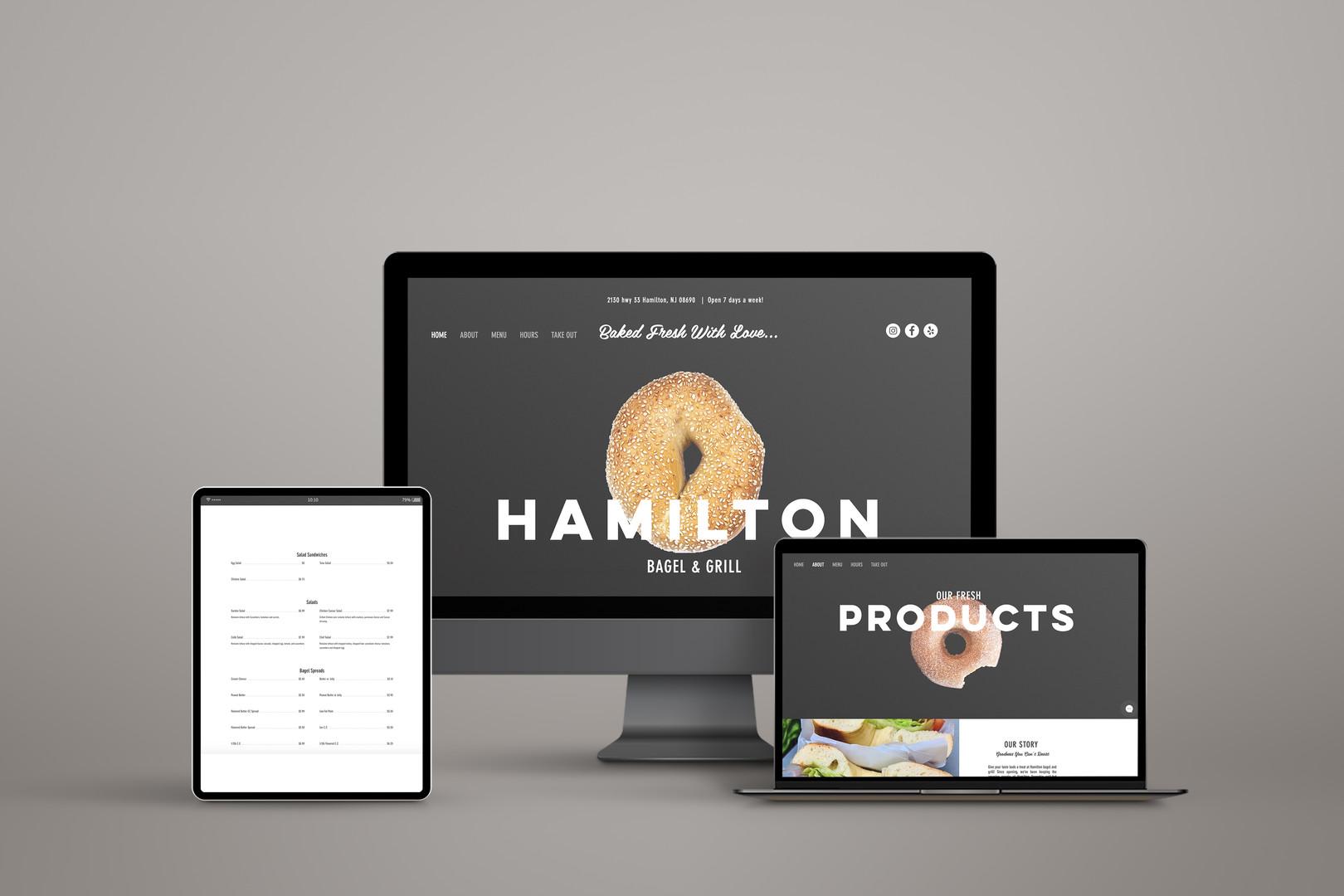Hamilton Bagel & Grill