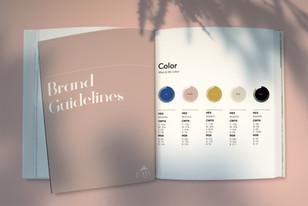 Brand Guide Luana