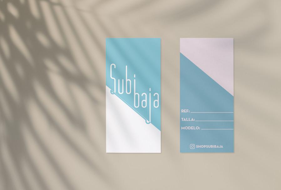 Subibaja
