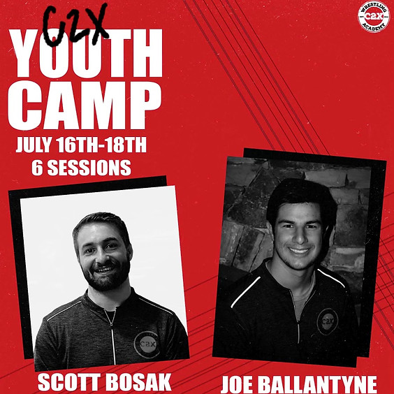 Youth Wrestling Camp
