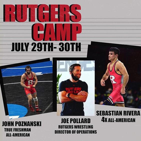 Rutgers Wrestling Camp @ C2X