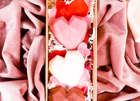 Queen of Hearts Soap Collection
