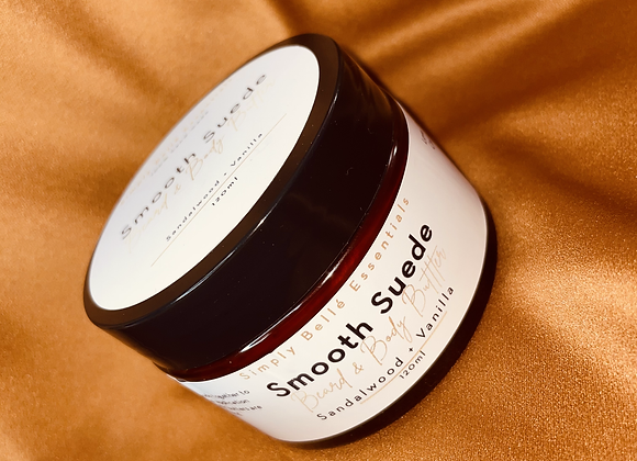 Smooth Suede Beard & Body Butter