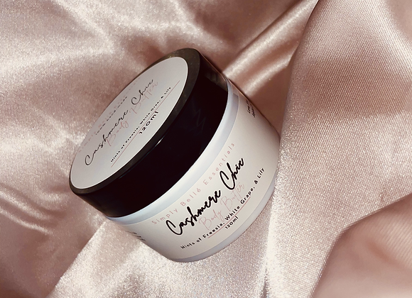 Cashmere Chic Whipped Body Butter