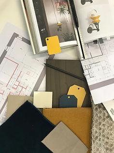 Stéphanie Kasel Architecte d'interieur nyon geneve suisse interior design studio