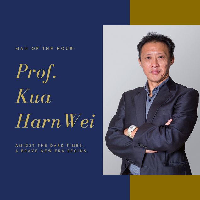 Man of the Hour: Professor Kua Harn Wei