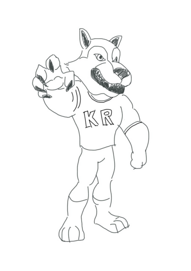 Wolf Beats Slug: KR's Official Mascot Revealed