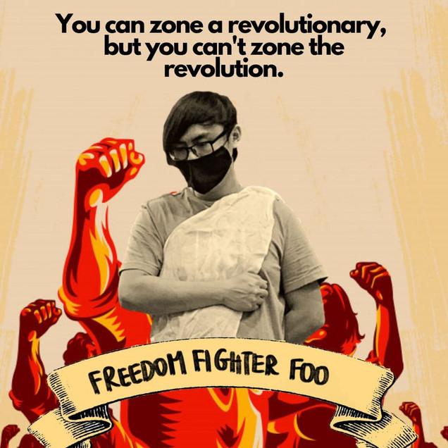 Freedom Fighter Foo
