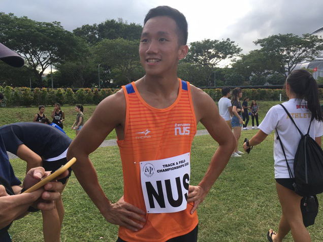 Humans of KR: Sing Hui, the Track Star Discovered