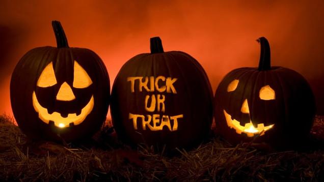 BOO! Halloween is Here