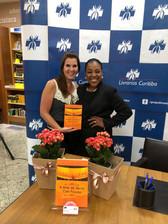 Lançamento na Livraria Curitiba