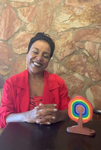 Empatia. Meus exemplos de alegria!  Declaração de amor e gratidão a comunidade LGBTQI+
