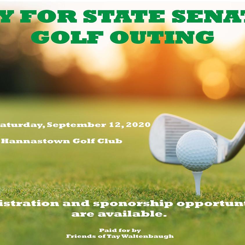 Tay Waltenbaugh for Senator Golf Tournament