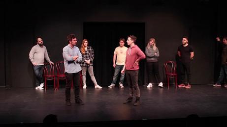 Improv Scene, 2018