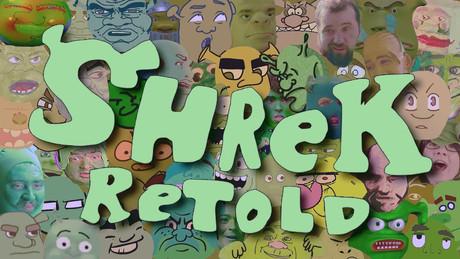 """Shrek Retold"" Scene"