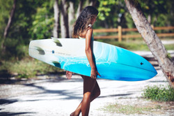 Anna Sweet - surfboards, for waves and w