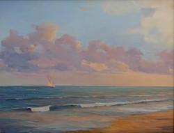 Of Light & Surf 11x14 Oil on Panel