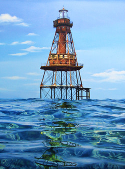 Quisbel - Carysfort Lighthouse