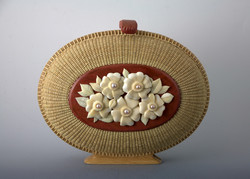 Clutch 8 inch oval