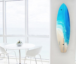 Anna Sweet - Surfboards for walls or wav