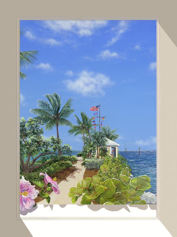 Lynn Fecteau - The Point, embellished gi