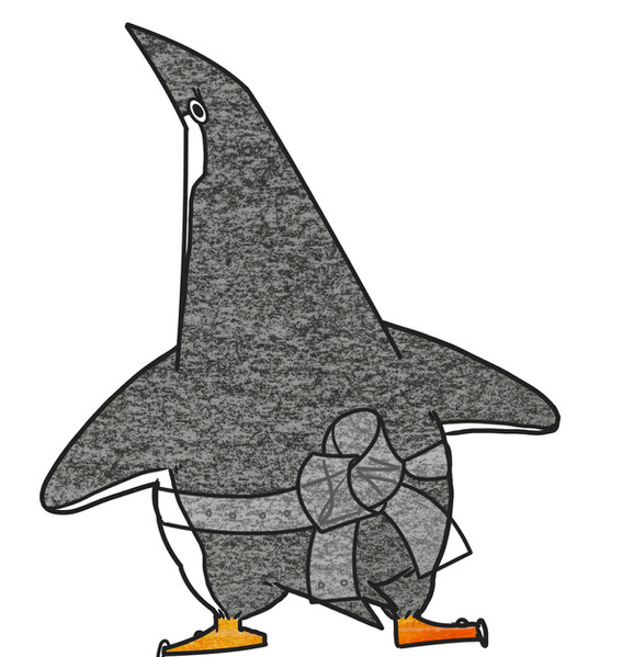 Amberley the Penguine 2