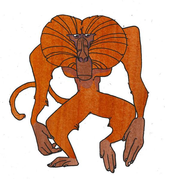 Bash the Baboon 1