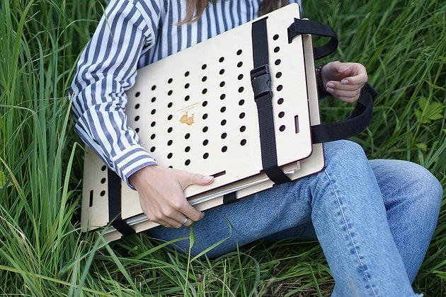 Гербарная сетка-рюкзак Plant Press