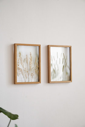 Сэт Dried Plants Patterns M